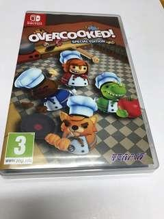 Switch overcooked 遊戲