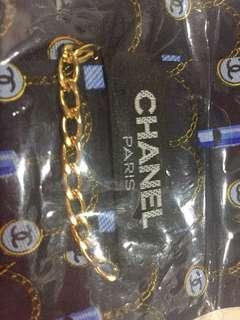 Channel Tie, a rare piece!