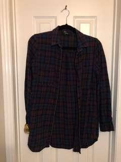 Forever 21: plaid shirt
