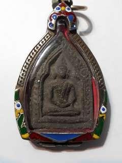 Thai Amulet Archan Chum