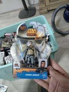Star Wars Rebels Kanan Jarrus 3.75""