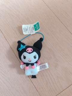 Kuromi mini 公仔