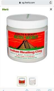 Aztec indian healing clay 1 lb