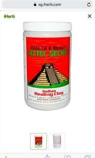 Aztec secret indian healing clay 2 lb