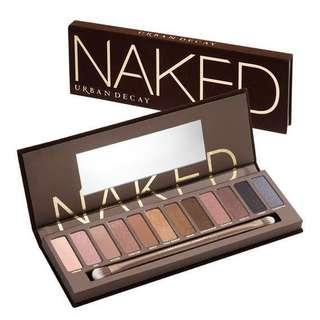 (Closed Pre-Order) Urban Decay Naked Palette