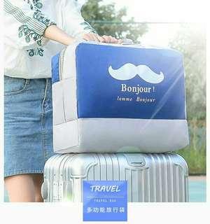 Travel bag 大容量多工能防水分隔旅行袋