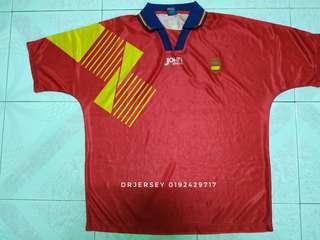 Spain rare home jersey Olympic Atlanta 1996