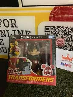 *Display Only* Transformers Disney Mickey Mouse Limited Vintage