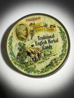 old trebor candy can