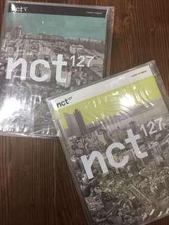 [ON HAND] NCT127 Regular-Irregular album