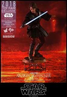 Hot Toys 1/6 Scale Toy Fair Exclusive 2018 Star Wars Anakin Skywalker Dark Side Figure