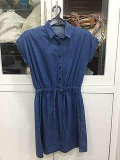 Cottonink Jeans Dress