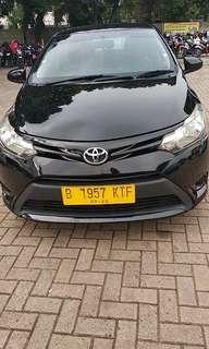 Toyota vios limo gen 3 tahun 2013
