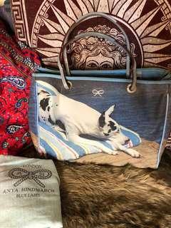 Original Anya Hindmarch Tote Bag