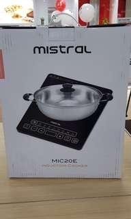 Mistral induction cooker MIC20E