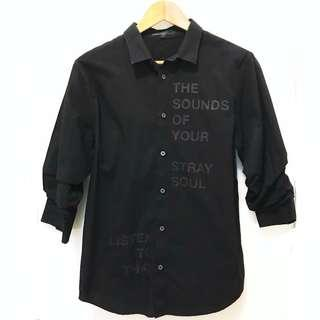5cm Women's Printed Shirt