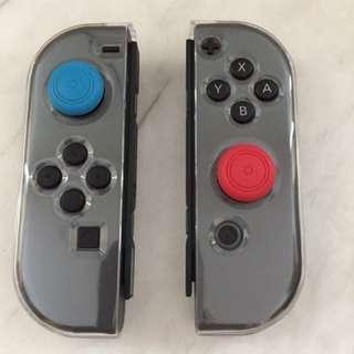 任天堂 Switch 透明水晶手掣殼