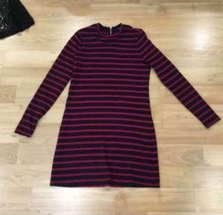 F21 Long Sleeve Dress (PL)
