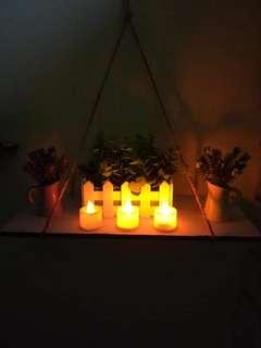 Lilin led (3 pcs)