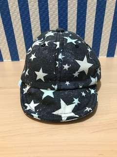 🚚 二手牛仔星星兒童帽子