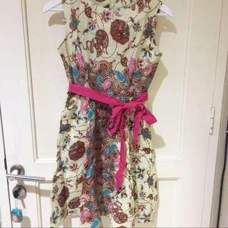 dress batik premium