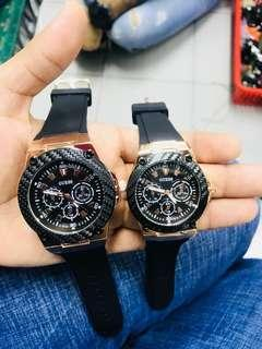 Guess Couple Watches -Black #SBUX50 #SINGLES1111 #UNDER90