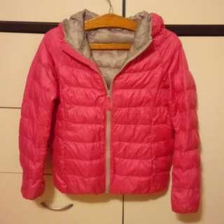Uniqlo 女童冬天外套 Uniqlo girl's winter jacket