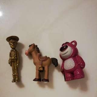 Disney Pixar toys