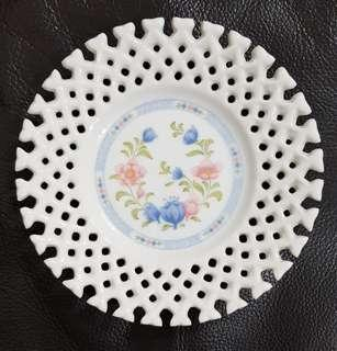 Cake Plate x3