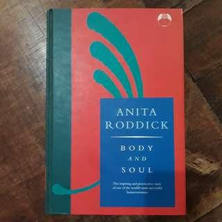 Anita Roddick: Body and Soul