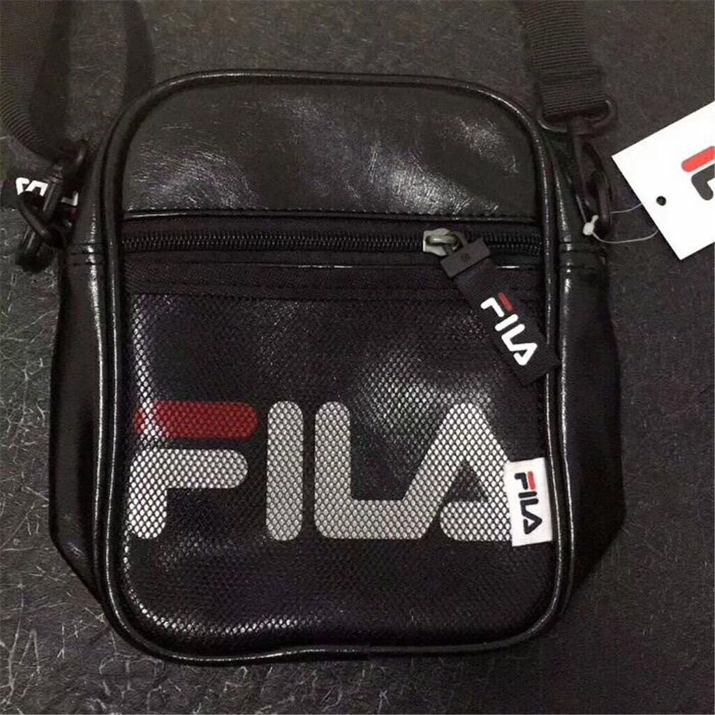 6fd5ba158a 🆕 Fila Men Guy Sling Bag, Men's Fashion, Bags & Wallets, Sling Bags ...