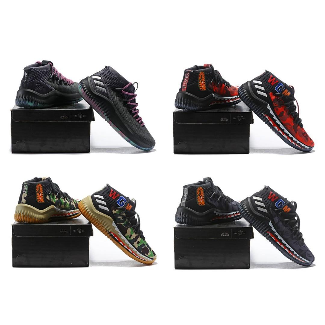 quite nice e09f0 3e08e Adidas - Dame 4