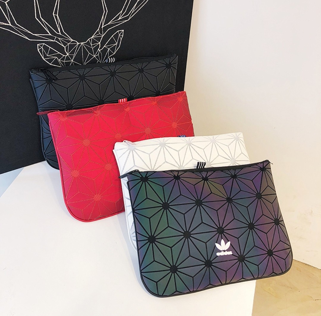 62325489d6 Adidas Issey Miyake Clutch Bag Laptop Tablet Sleeve 3D