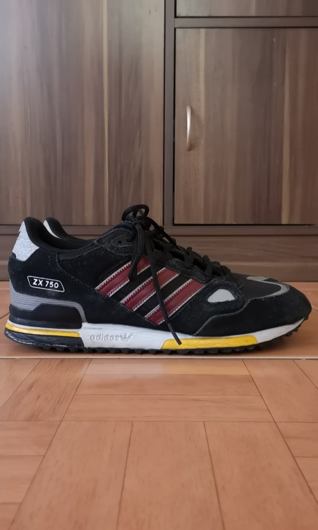 check out 32ac1 d6b80 ADIDAS ZX 750 SHOES FOR SALE