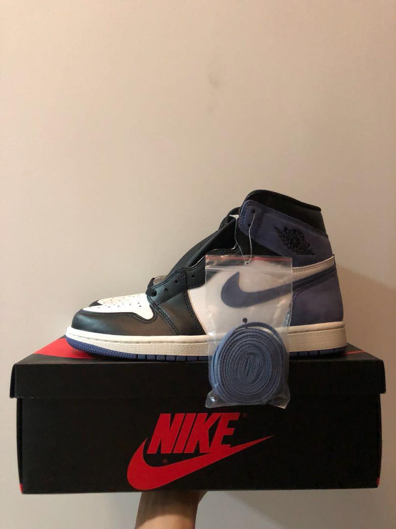 Air Jordan 1 OG blue Moon 6a73e6649