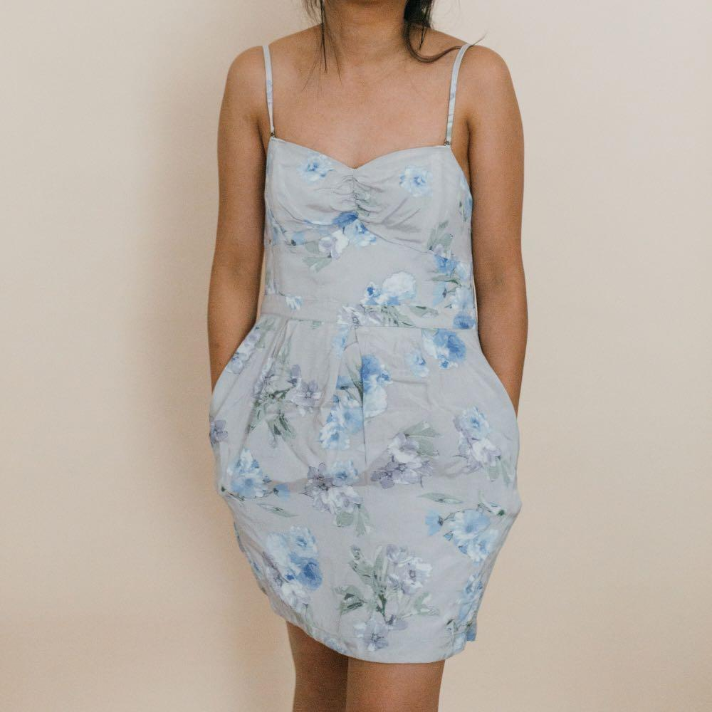 ALICE IN THE EVE FLORAL SUMMER DRESS