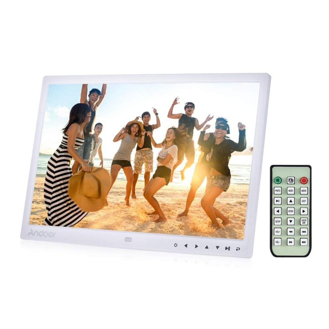 1920X1080 Resolution Display 15.6 Inches Advertising Media Player ...