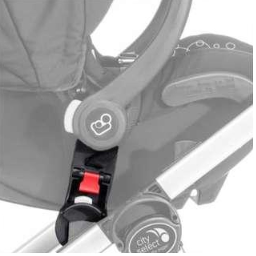 Baby Jogger Car Seat Adapter Single Multi Model By Baby Jogger Used