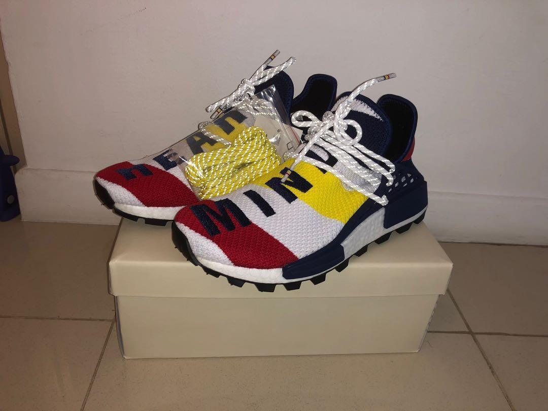 release date: 0eff8 ba237 BBC Hu Race NMD Adidas
