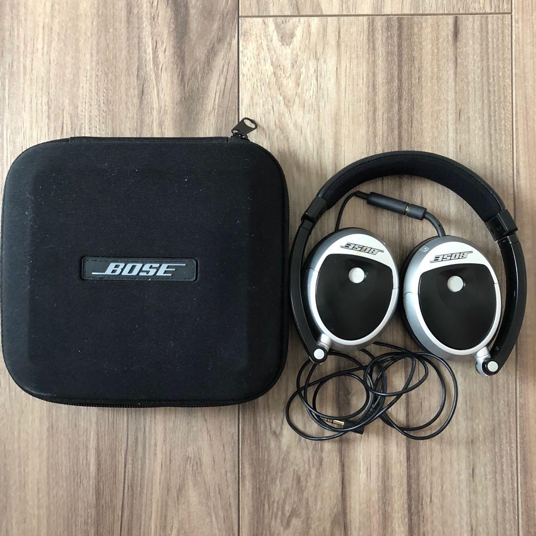 Bose Wired On-Ear Headphones