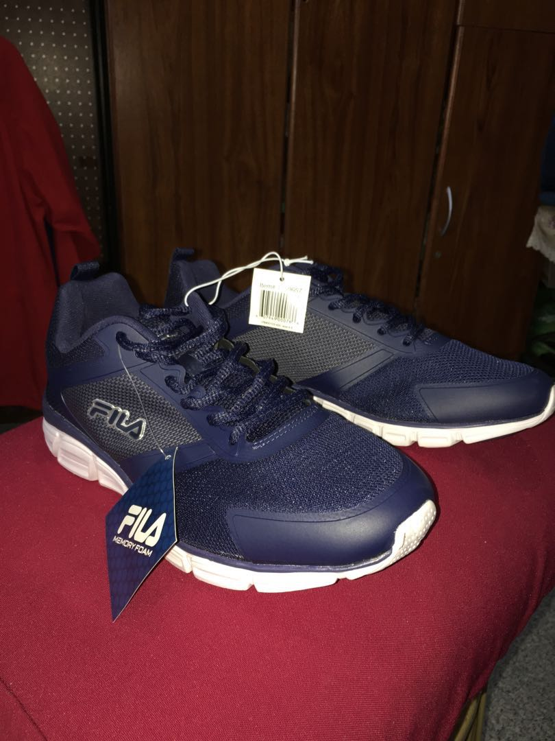 ee78e3b39 BRAND NEW FILA Men s Memory Foam Steelprint Running Shoes