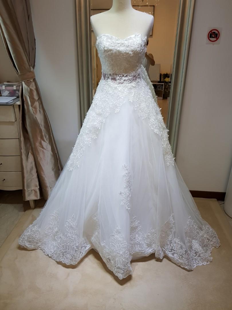 Brand new wedding dress for sale, Women's