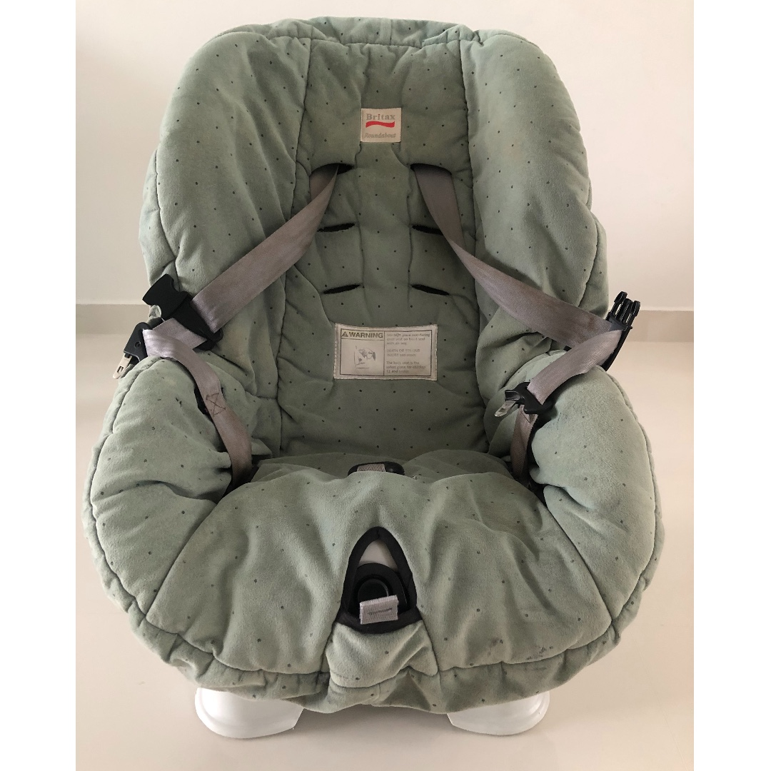 BRITAX CAR SEAT USED Babies Kids Strollers Bags Carriers On Carousell