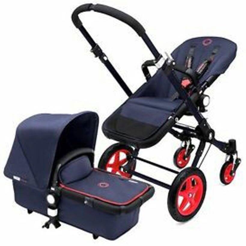 Hedendaags Bugaboo Cameleon 3 Stroller Special Edition Neon Collection Denim BA-13