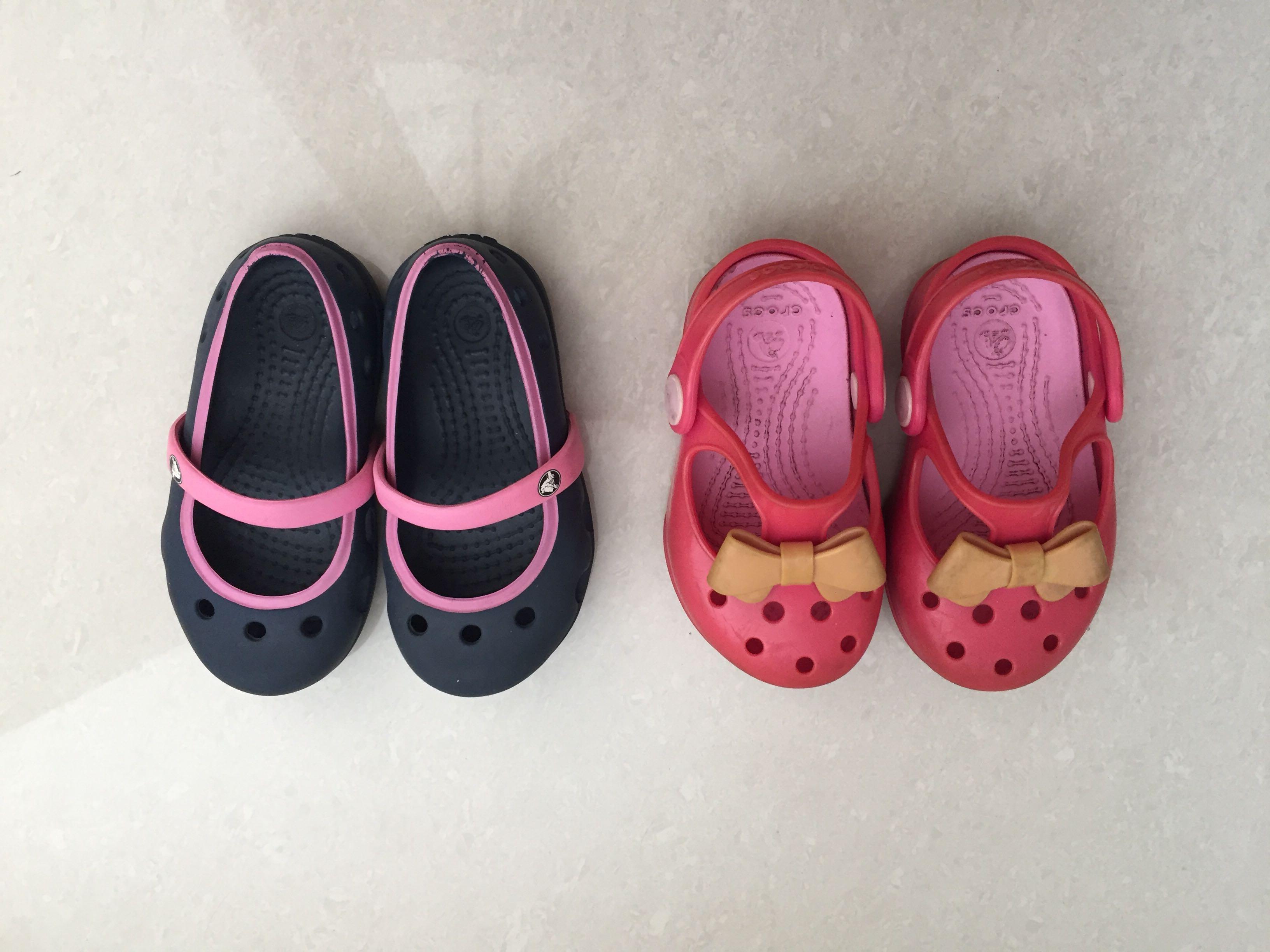 972e51586a0 Crocs Kid Children Shoes Sandals Size C6