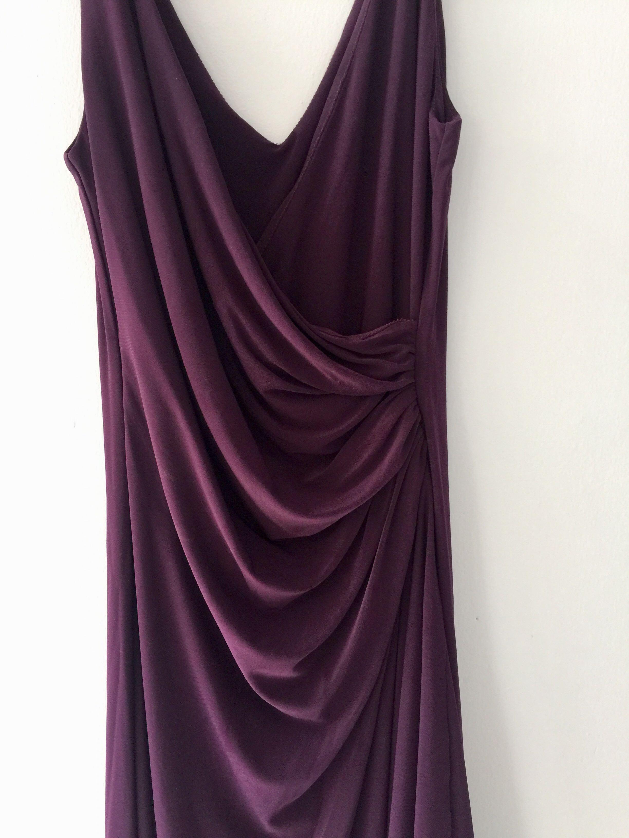 Evening dress / long dress pesta