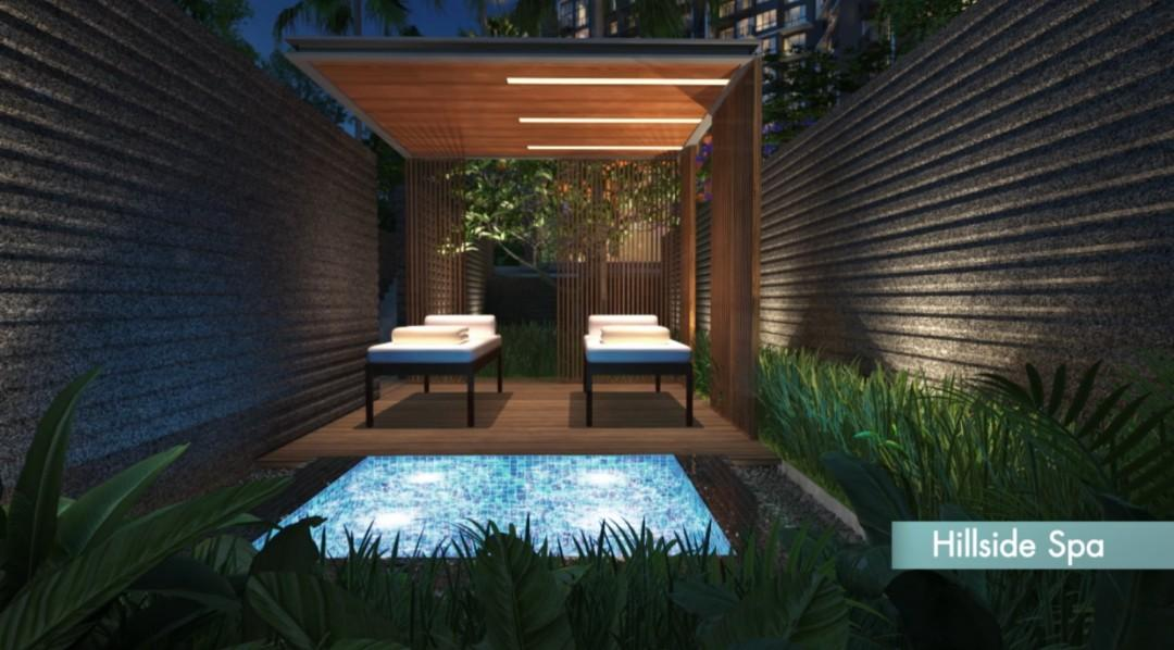 Condo like Bali Resort 4/5 beds