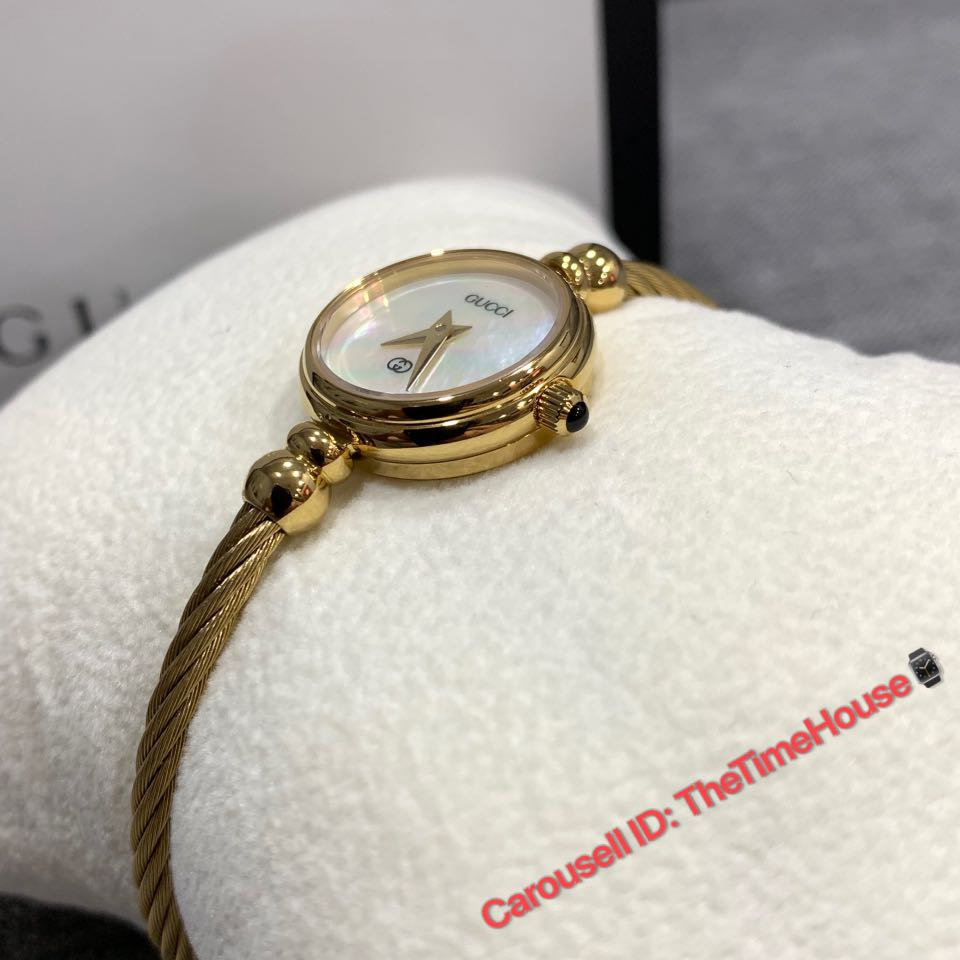 897b7ed868b Gucci Vintage Bracelet Gold Ladies Watch