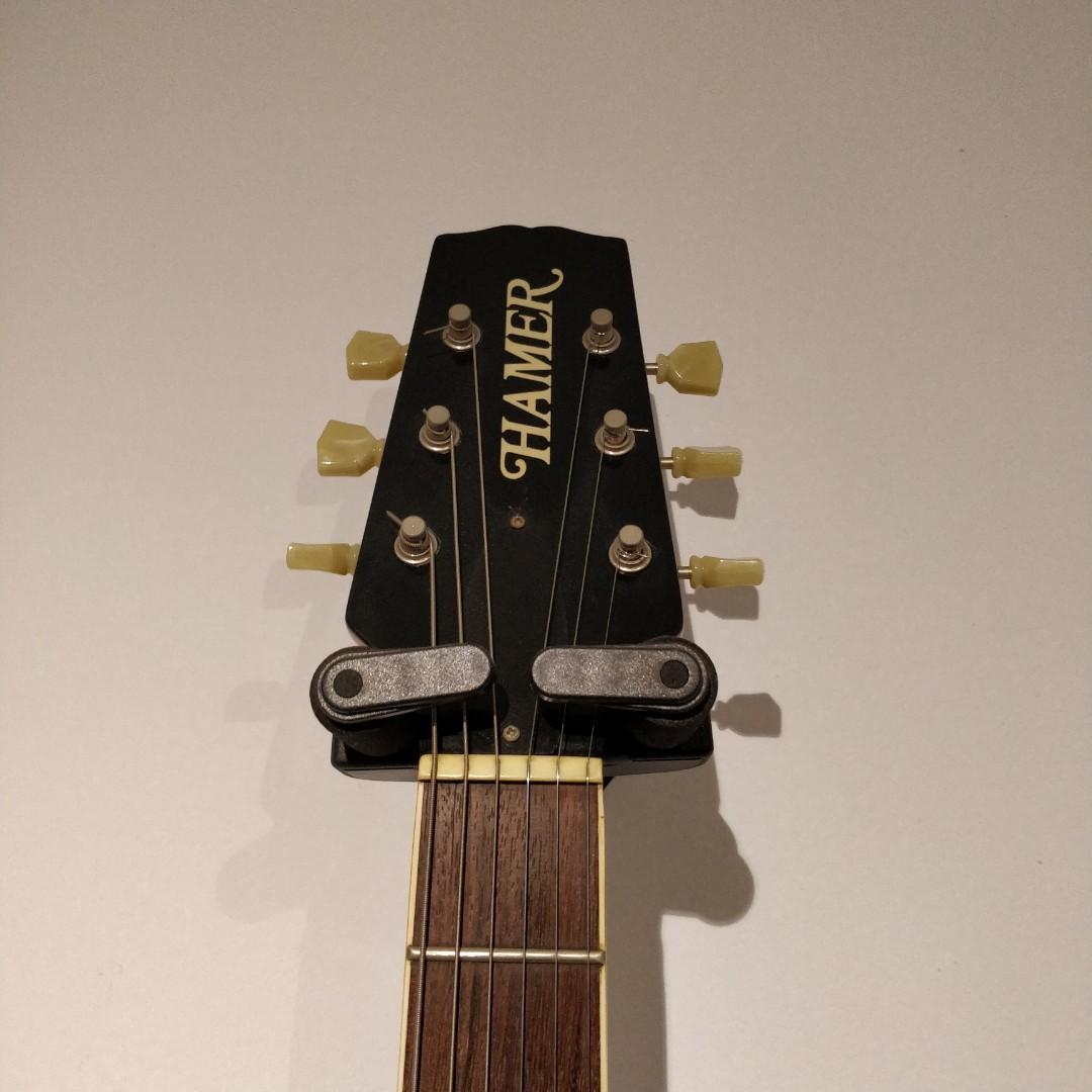 Hamer Echotone Semi-hollow Electric Guitar (335 style