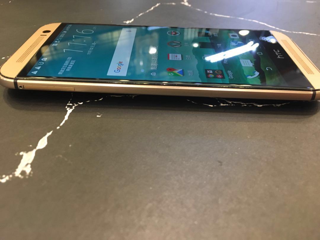 HTC M8 32g 金色